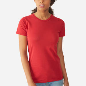 Short Sleeve Women's T-shirt (1072)