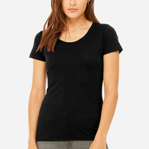 Ladies' short sleeve t-shirt (8413)