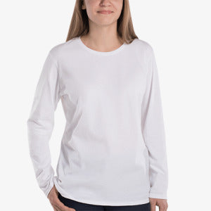 Ladies' Long Sleeve T-Shirt (884)
