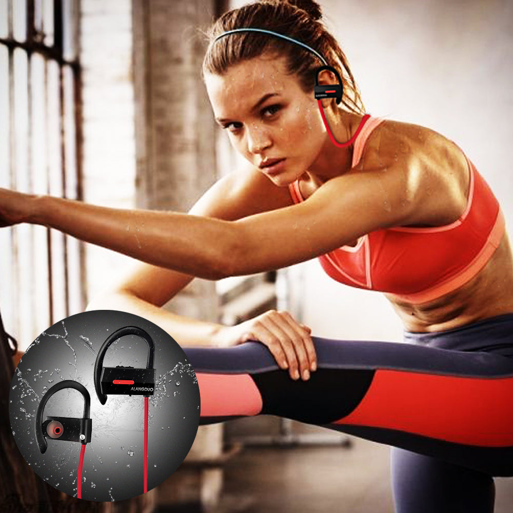 Sport Wireless Earphones - CrazyPassionateAbout.com