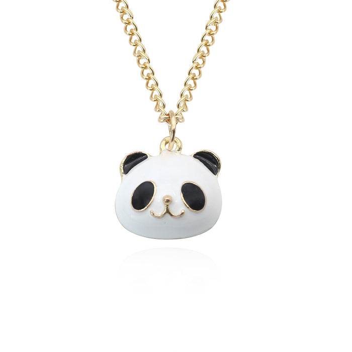 Kawaii Panda Necklace - CrazyPassionateAbout.com