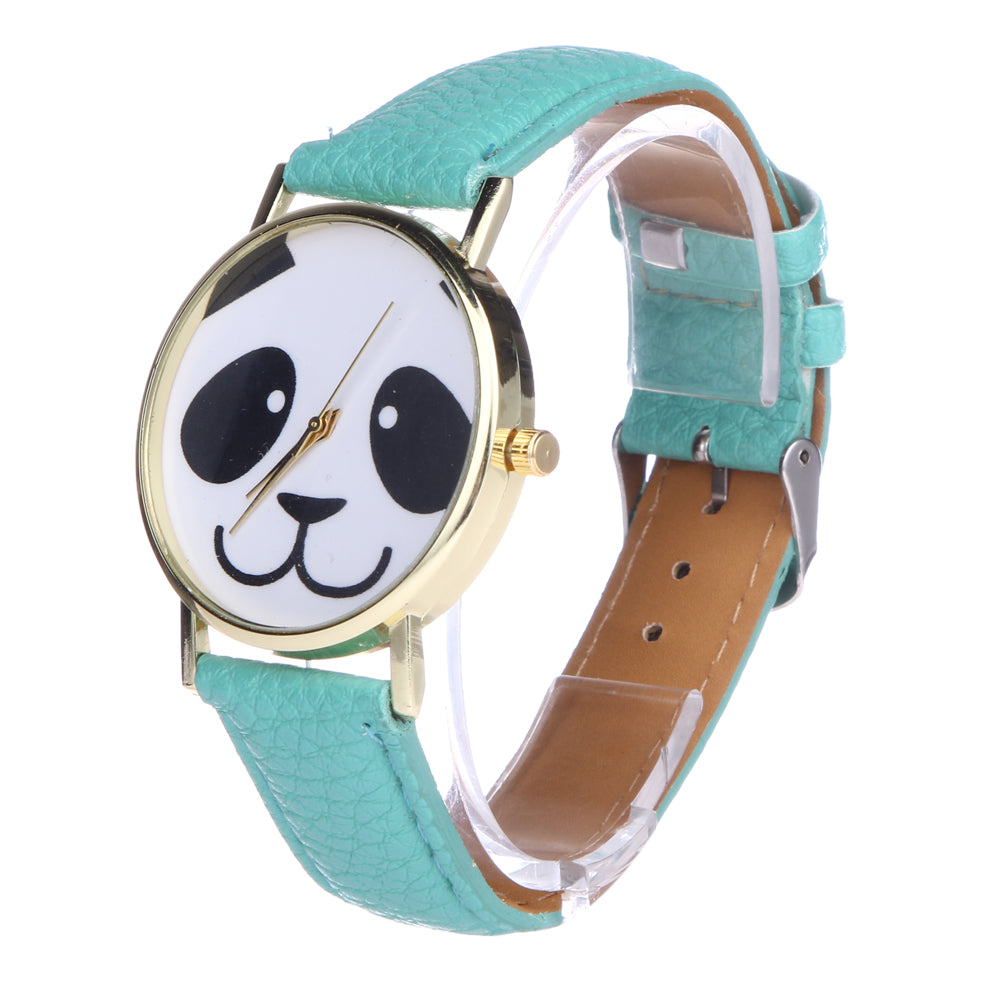 Smile Panda Watch - CrazyPassionateAbout.com