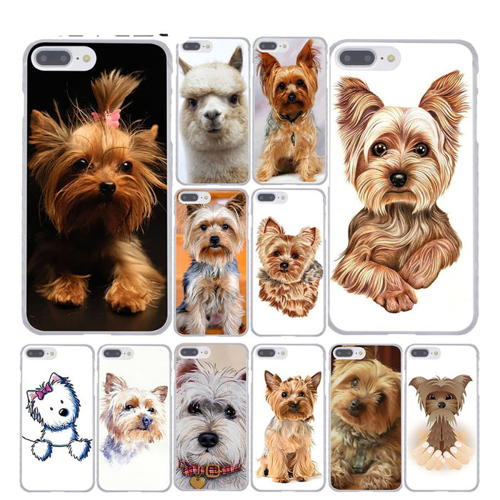 Yorkshire Terrier Phone Case for iPhone - CrazyPassionateAbout.com
