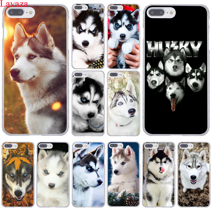 Husky Hard Case for iPhone - CrazyPassionateAbout.com