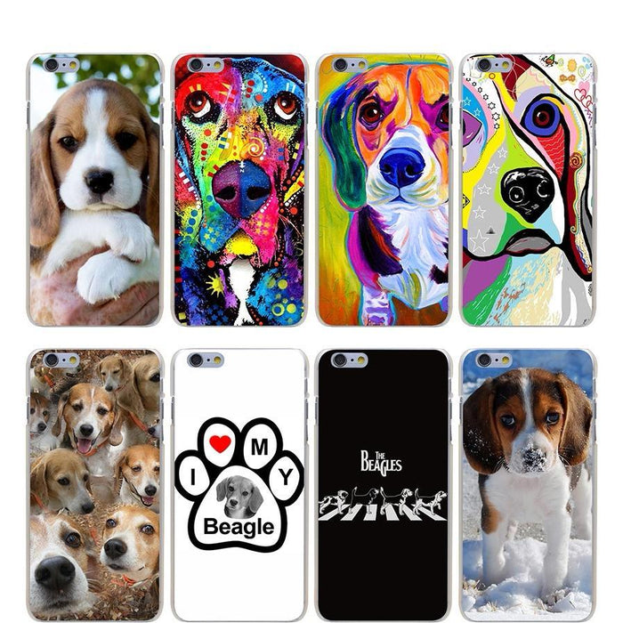 Beagle Dog Hard Case For iPhone - CrazyPassionateAbout.com