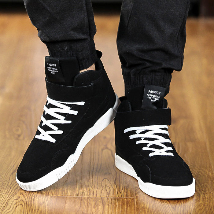 High Top Walking Shoes - CrazyPassionateAbout.com