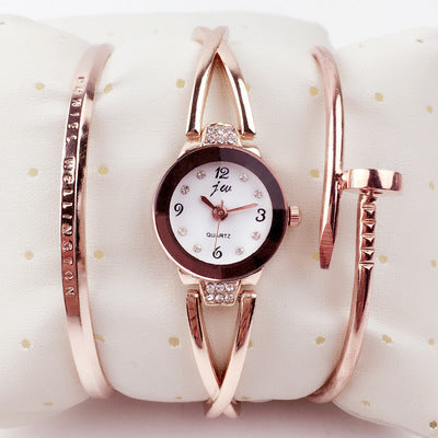 Ladies Rhinestone Watch - CrazyPassionateAbout.com