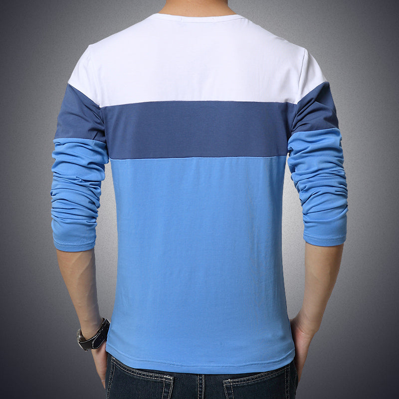 Casual Striped Longsleeve - CrazyPassionateAbout.com