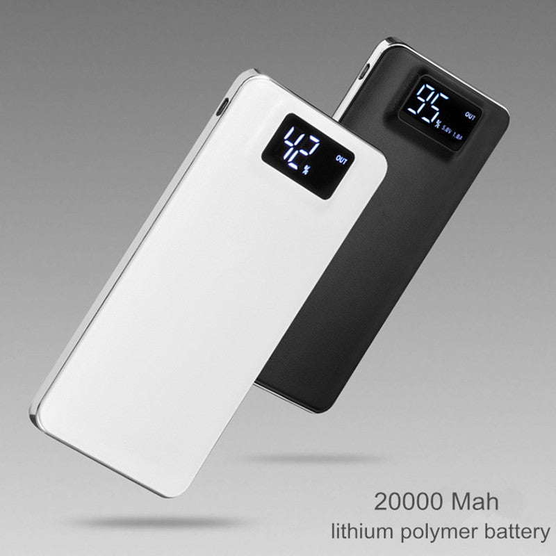 20000mAh Portable Charger For iPhone - CrazyPassionateAbout.com