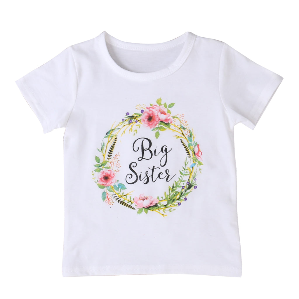Little Big Sister Match Clothes - CrazyPassionateAbout.com