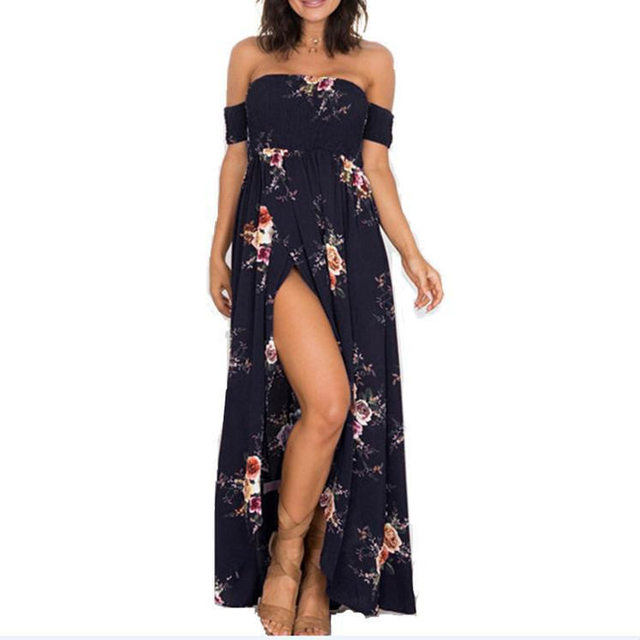 Boho Style Long Dress - CrazyPassionateAbout.com