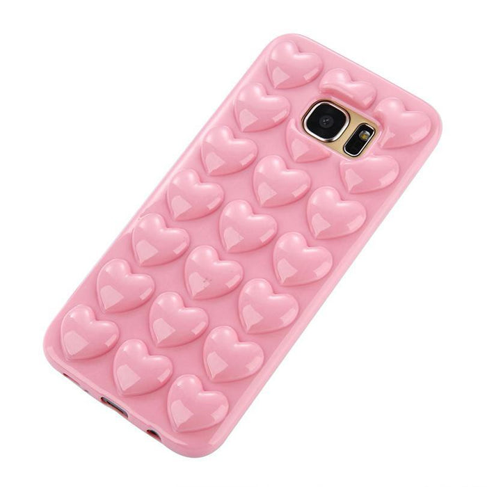 Love Heart Case For Samsung - CrazyPassionateAbout.com