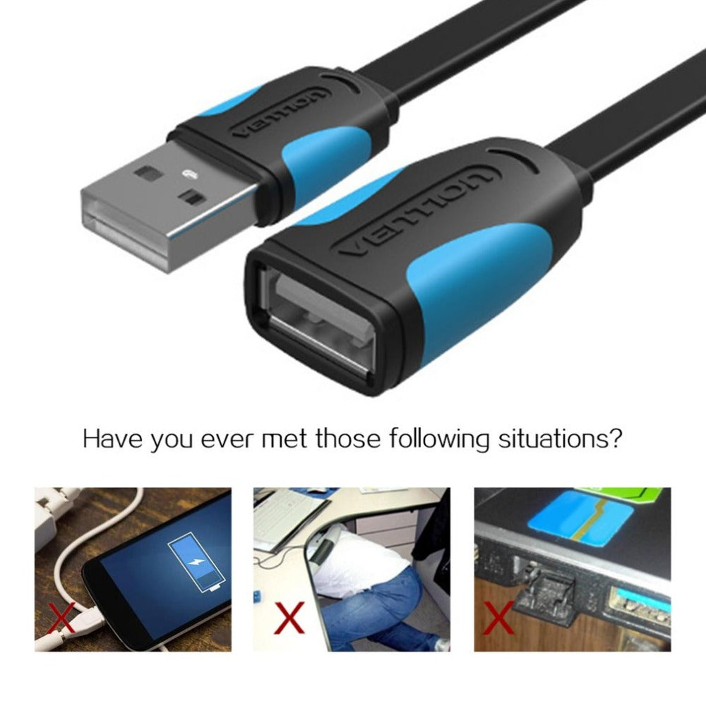 Cable Cord Extender For cellphone - CrazyPassionateAbout.com
