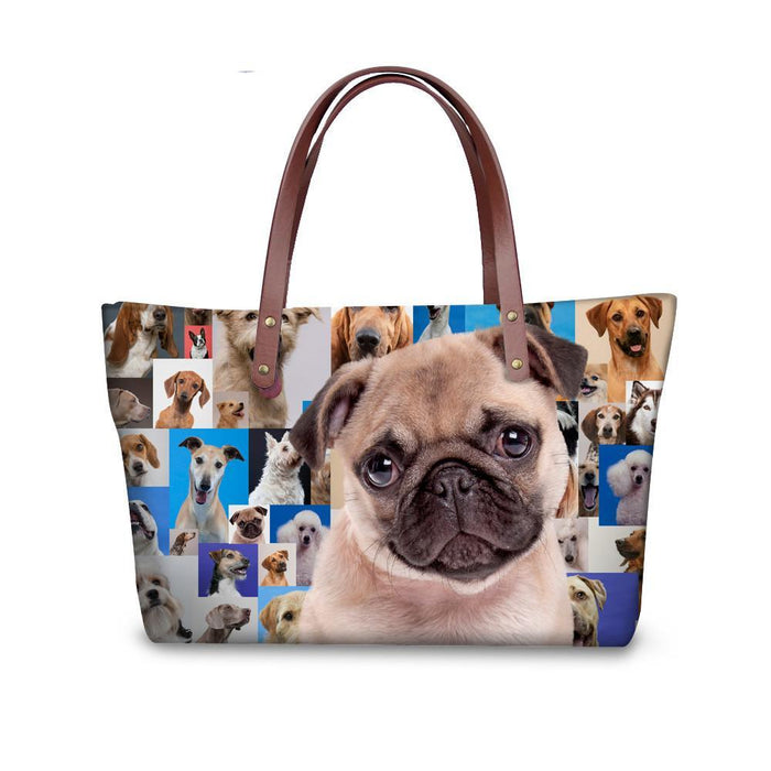 Large Capacity Bulldog Bag - CrazyPassionateAbout.com