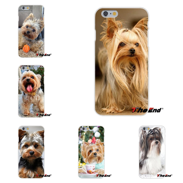 Yorkshire Terrier Silicone Case For Samsung - CrazyPassionateAbout.com