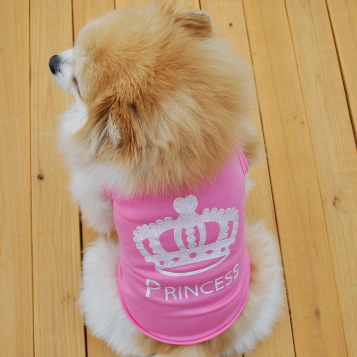 Summer Vest Clothing For Dogs - CrazyPassionateAbout.com