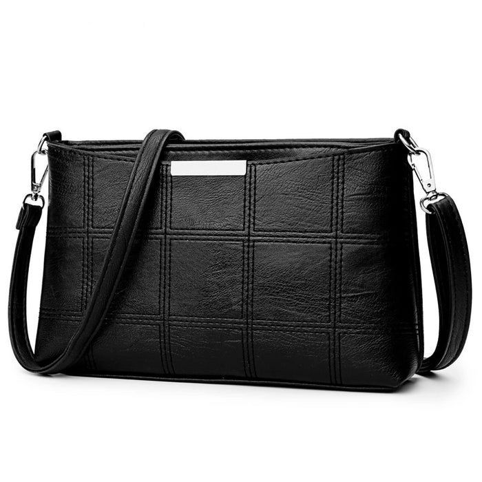 Fashion Women clutch Messenger Bags Design Girls' Shoulder Bags Diagonal PU Leather Lady Handbags Vintage Small Messenger Bag - CrazyPassionateAbout.com