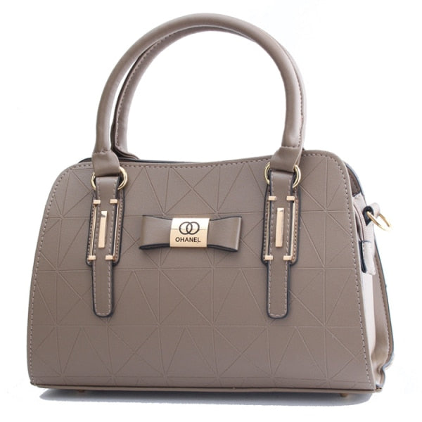 FGJLLOGJGSO New Arrival Fashion Luxury Women Handbag PU Leather Shoulder Bags Lady Large Capacity Crossbody Hand Bag Sac A Main - CrazyPassionateAbout.com