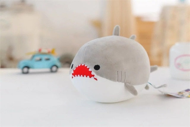 20CM Cute Foam Ocean Plush Toys For Kids - CrazyPassionateAbout.com