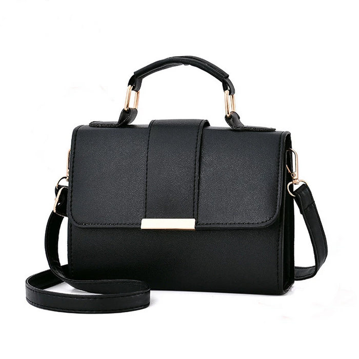 REPRCLA 2019 Summer Fashion Women Bag Leather Handbags PU Shoulder Bag Small Flap Crossbody Bags for Women Messenger Bags - CrazyPassionateAbout.com