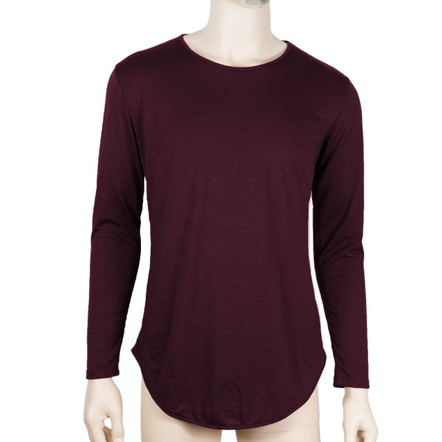 Casual Soft Long Sleeve - CrazyPassionateAbout.com