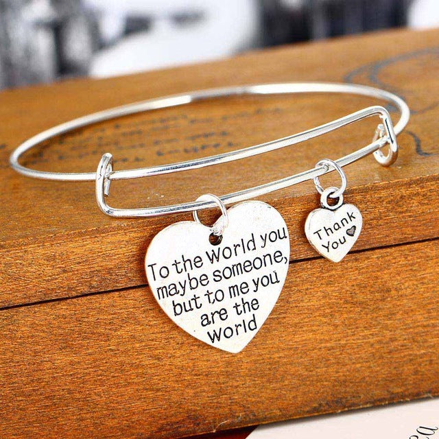 Family Statement Bracelet - CrazyPassionateAbout.com