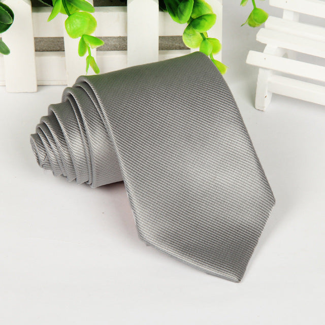 Solid Color Ties - CrazyPassionateAbout.com