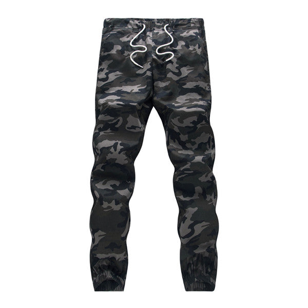 Loose Cargo Trousers - CrazyPassionateAbout.com