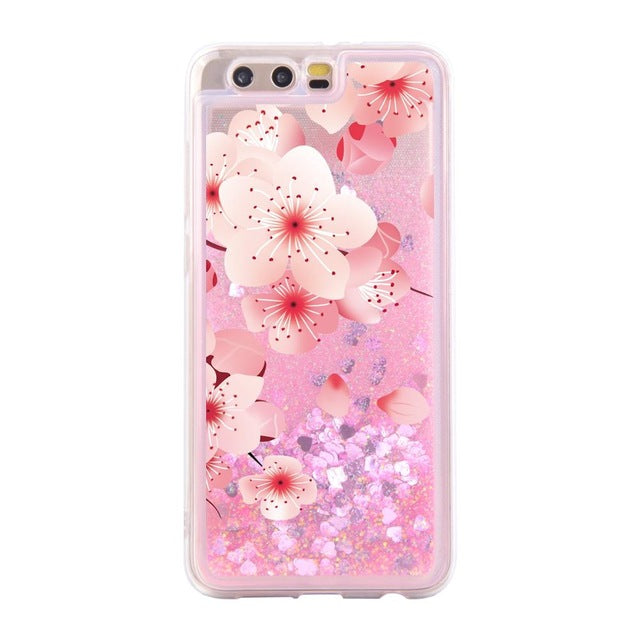 Glitter Pink Case For HuaweiHonor 9 - CrazyPassionateAbout.com