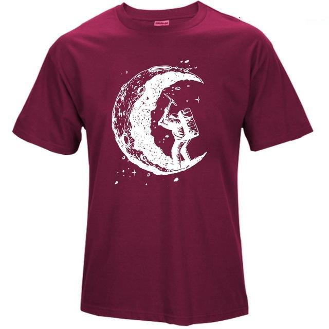 Digging Moon Shirt - CrazyPassionateAbout.com