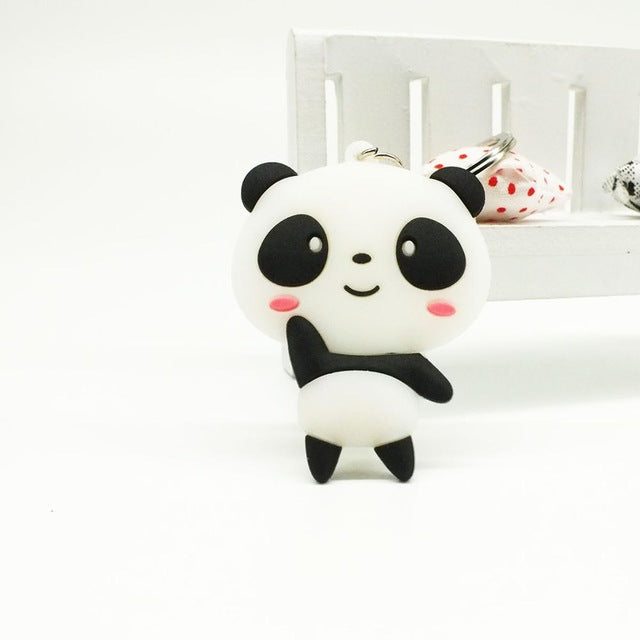 Panda Keychains - CrazyPassionateAbout.com