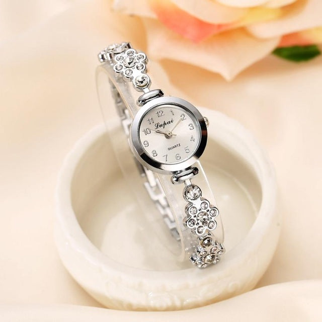 Crystal Watch - CrazyPassionateAbout.com