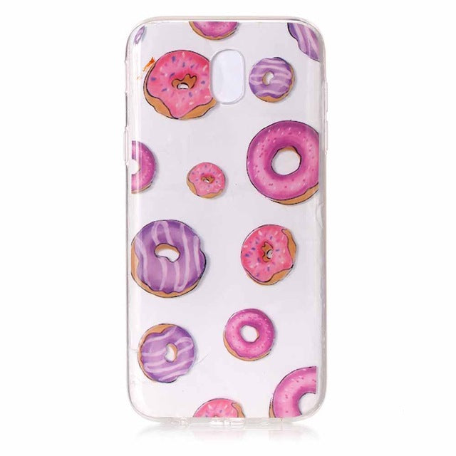 Printed Silicone Case For Samsung - CrazyPassionateAbout.com