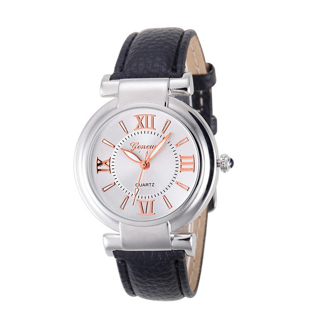 Roman Numerals Wrist Watch - CrazyPassionateAbout.com