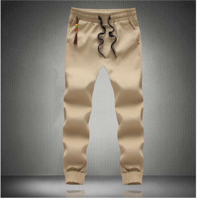 Drawstring Joggers Pants - CrazyPassionateAbout.com