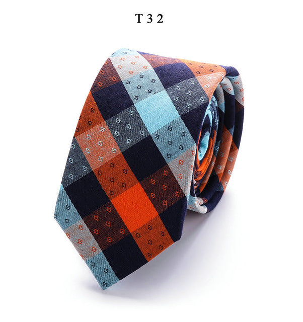 Slim Narrow Striped  Ties - CrazyPassionateAbout.com