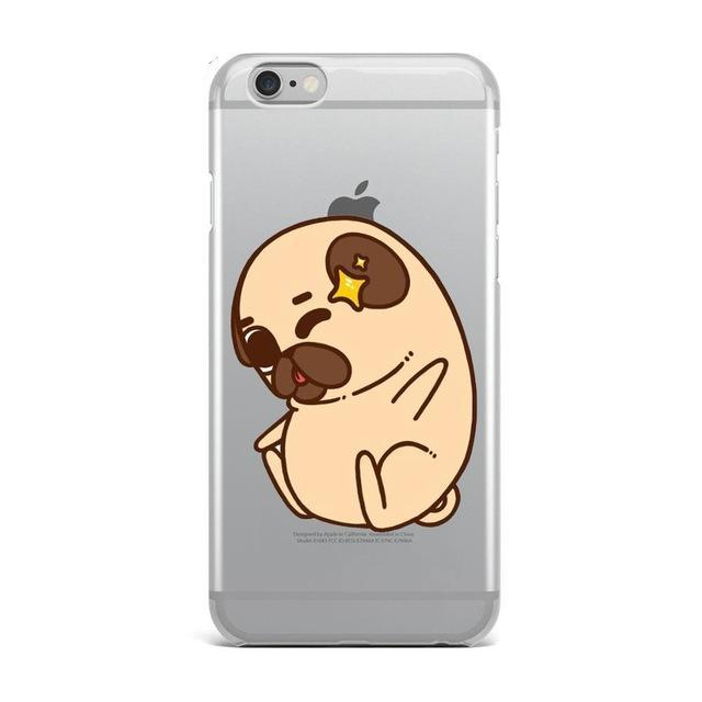 Cartoon Silicone Case for iPhone - CrazyPassionateAbout.com