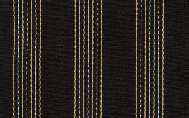 GLANT OUTDOOR RIBBON STRIPE :: Black