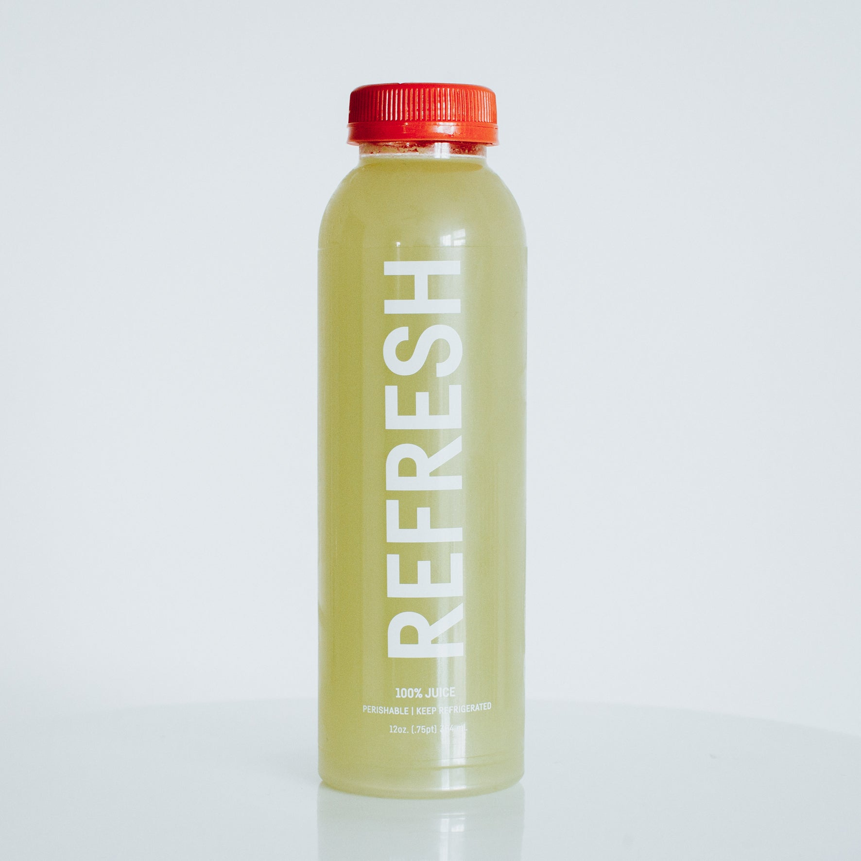 refresh. [green apple, cucumber, lemon]