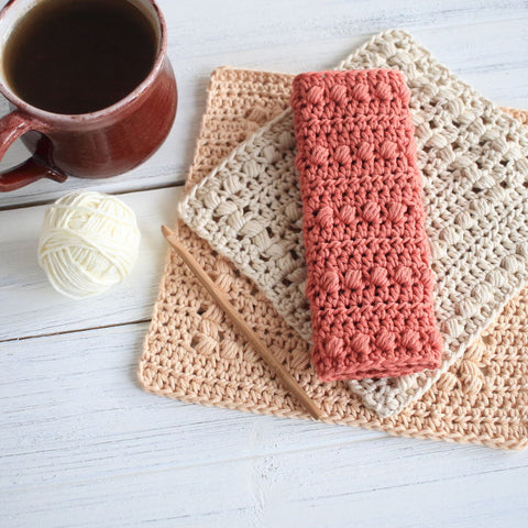 Basin Hollow Dishcloth