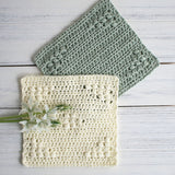 Basin Peak Dishcloth