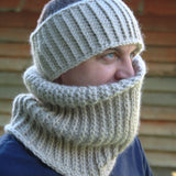 Crochet Pattern  - North Ridge Neck Warmer Plus Bonus Patterns P132