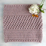 Crochet Pattern - Gathered Buds Cowl P131