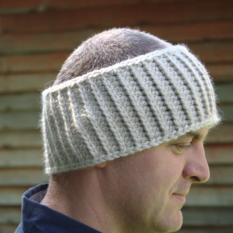 Crochet Pattern - North Ridge Earwarmer P152