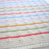 Crochet Pattern - Small Delights Baby Blanket