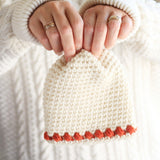 Crochet Pattern - Sugar Sprout Baby Hat P162