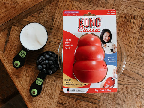 Delicious Homemade KONG Filler Recipes to Keep Your Pup Busy!