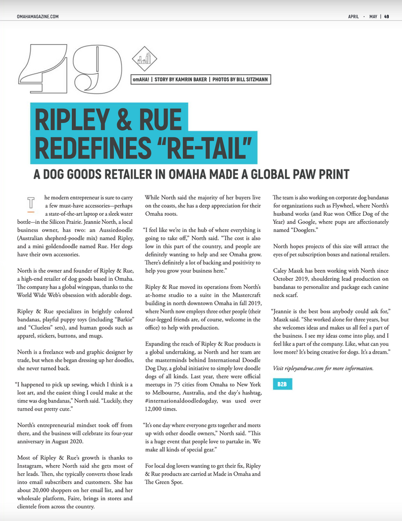 RIpley & Rue Redefines RE-TAIL by Omaha Magazine