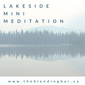 Lakeside Mini Meditation