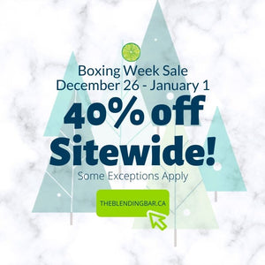 Boxing Week Event Sale Exclusions